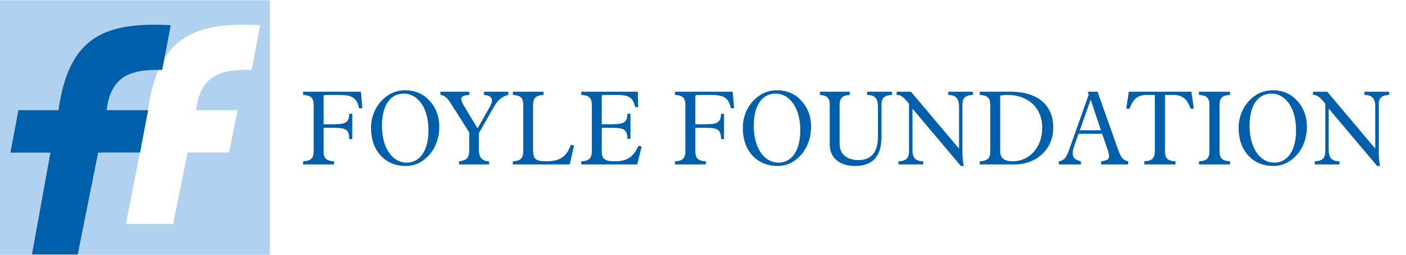 Foyle Foundation logo | The Met
