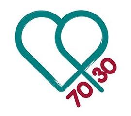 70-30 logo